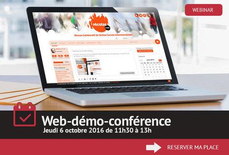 Adazacam - Webinar : cas concrets autour du réseau social d'entreprise   ADAZACAM   Scoop.it