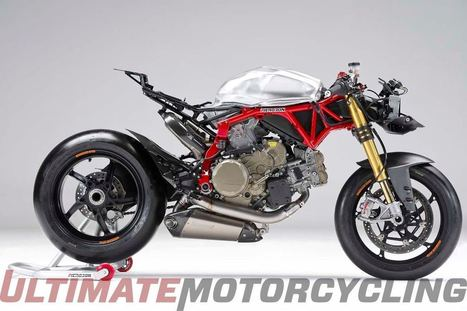 Ducati Panigale with Trellis Frame? | Meet Pierobon | Ductalk Ducati News | Scoop.it