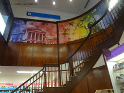 Commercial graphic installations | graphic installation | Scoop.it