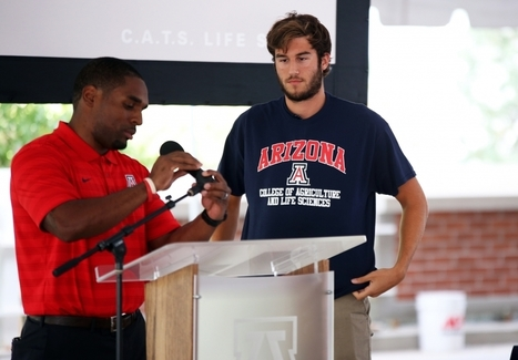 Athletics puts the STUDENT back in Student-Athlete | CALS in the News | Scoop.it