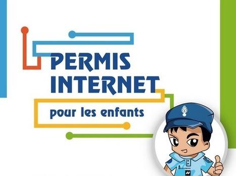Le permis Internet en CM2, dérives dans l'éducation nationale | Réseaux sociaux, web 2.0 et éducation | Scoop.it