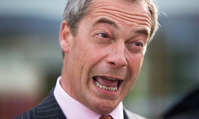 Nigel Farage forced to cancel Aberdeen lunch due to protest fears, Ukip claims   Unionist Shenanigans   Scoop.it