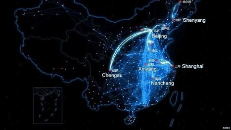 Baidu tracks China's urban exodus | Aardrijkskunde | Scoop.it
