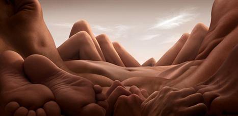 Paysages corporels - Carl Warner   Studio photography   Scoop.it