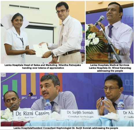 Surpassing 750th kidney transplant in just 12 years - Ceylon Daily News | Organ Donation & Transplant Matters | Scoop.it