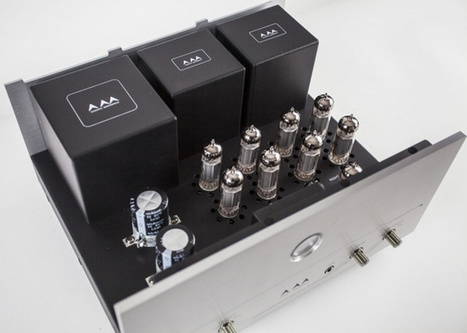 Amplificateur intégré Air Tight AM-201 H : le retour de l'enfant prodige | ON-TopAudio | Scoop.it