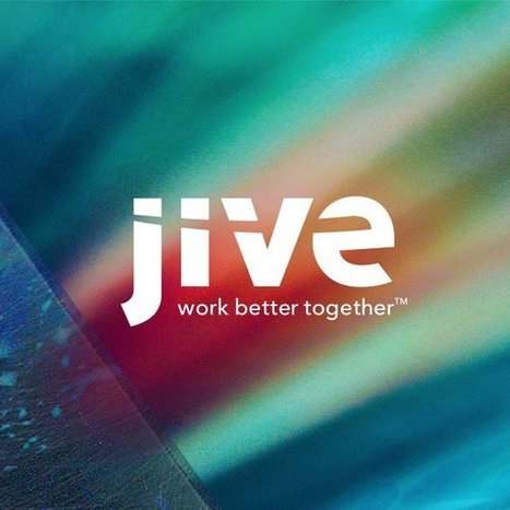 Collaboration Solutions by Jive Software   MarTech : Маркетинговые технологии   Scoop.it