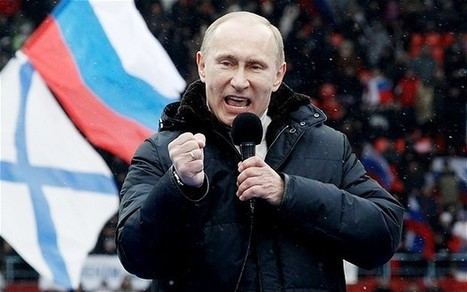 """Putin: """"The Only Unifying Idea Is Patriotism"""" 