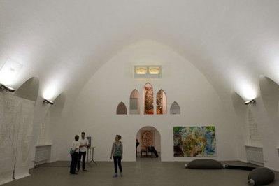 Un crematorio convertido en galería de Arte en Berlín - Grupo Milenio | enredArte | Scoop.it