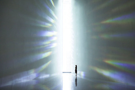 Tokujin Yoshioka: Crystallize | Art Installations, Sculpture | Scoop.it