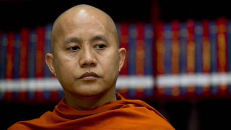 Are Buddhist Monks Involved In Myanmar's Violence? : NPR | Haak's APHG | Scoop.it