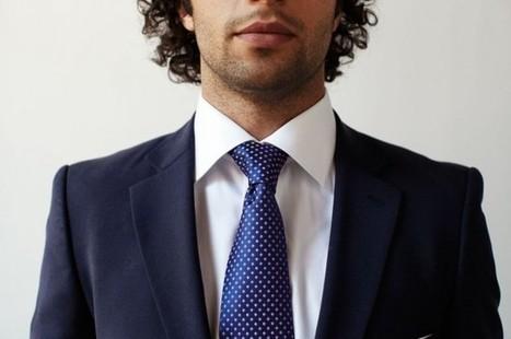Come fare il nodo alla cravatta [FOTO] - ◣ Abbinamenti & Accessori | Questione di Stile - Moda Uomo | Scoop.it