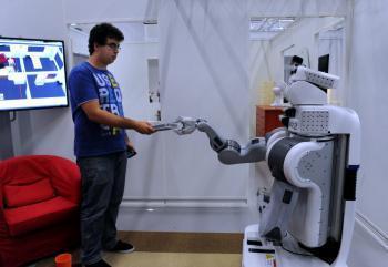 PR2, le gentil robot, vous offre un verre | Adream | Scoop.it