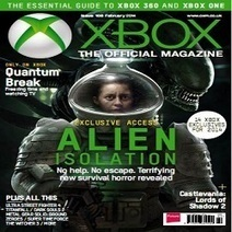 Xbox Official Magazine UK - February (2014) | MYB Softwares | MYB Softwares, Games | Scoop.it