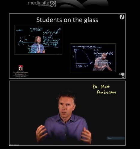 Research Revealed: Better Student Outcomes with the Learning Glass Project | Didactic use of Video in Higher Education | Scoop.it