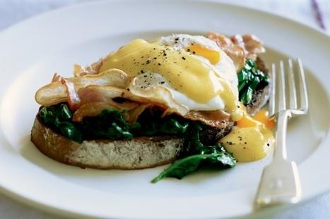 Eggs Florentine | Food and recipes | Scoop.it
