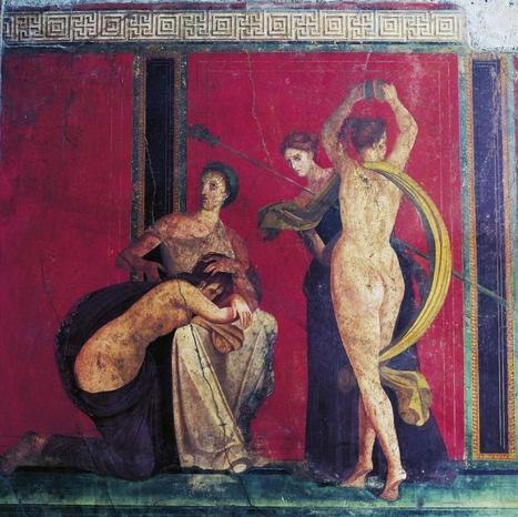 Pompeii's Villa of Mysteries at risk of collapse | News in Conservation | Scoop.it