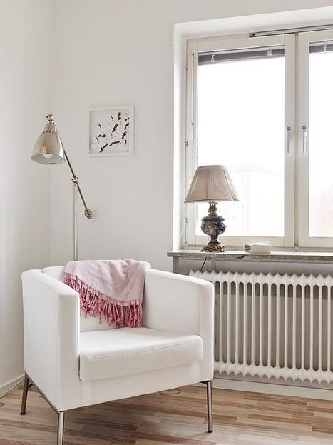Une vrai déco de fille dans 29m² | | PLANETE DECO a homes worldPLANETE DECO a homes world | décoration | Scoop.it