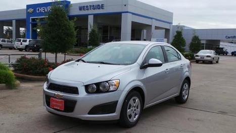 2015 Chevrolet Sonic For Sale in Houston | Chevy Car Dealer | Scoop.it
