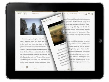 eBooks and the Future of Education | ESSDACK - iPads for Learning | Scoop.it