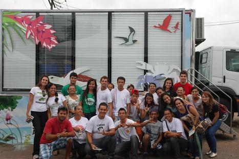 Educação Ambiental é amor e emoção | Jornal da Arca | Scoop.it
