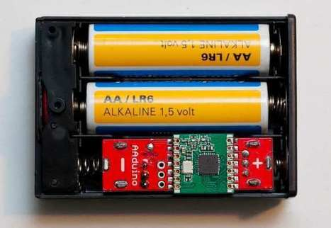Meet the Arduino Clone That's the Size of a AA Battery | Make: DIY Projects and Ideas for Makers | Research_topic | Scoop.it