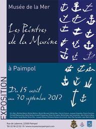 Les peintres de la Marine exposent à Paimpol, du 15 avril au 30 septembre 2012 | GenealoNet | Scoop.it