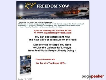 RV Freedom Now Step by Step Guide to RV Full-Time | MMA Developers | Going Full-Time? | Scoop.it