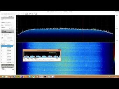 RTL SDR Scanner SDRsharp plugin setup + how to | GeoSDR | Scoop.it