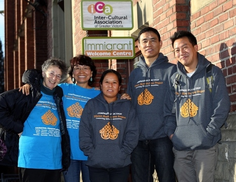 Tibetan refugees get West Coast welcome on arrival in Victoria - Victoria Times Colonist | Vancouver Island | Scoop.it