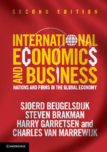 International Economics And Business Nations And Firms Global Economy 2nd Edition :: International economics :: Cambridge University Press | International Business | Scoop.it