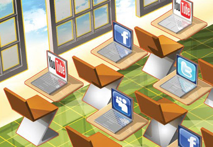 Despite embracing new technology, 87% of K-12 Educators have not integrated Social Media into the classroom | :: The 4th Era :: | Scoop.it