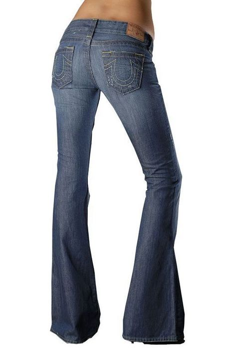get True Religion Jeans Sienna Rambler Medium Cheap sale now | Hot Sale Women's Wide Leg Jeans For You | Scoop.it