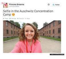 'Auschwitz-selfie is niet verwerpelijk, maar een modern souvenir'   Mediawijsheid in het VO   Scoop.it