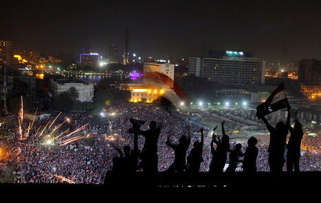 Jul 2013: Egypt Coup | A Year in 12 Posts | Scoop.it