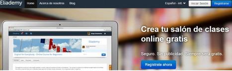 Eliademy, creando tus propios grupos de clases particulares online | Herramientas TIC para el aula | Scoop.it