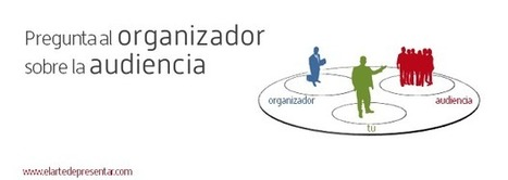 El arte de presentar » Algunas preguntas que hacerle a la organización cuando te proponen una presentación | compaTIC | Scoop.it