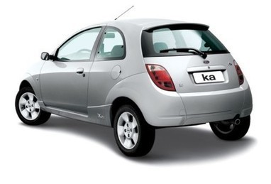 New variant of the Ford Ka   Heathrow Airport Taxi   Scoop.it