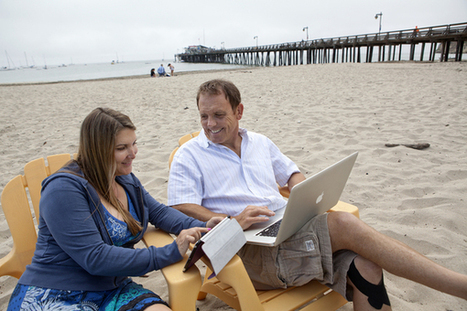 A relationship redefined by technology: They met on Match.com, nearly split ... - San Jose Mercury News   Digital-News on Scoop.it today   Scoop.it