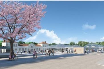 Une exposition pour découvrir les 2 futures gares de Sevran   actualités en seine-saint-denis   Scoop.it