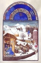Les Très Riches Heures du Duc de Berry : un calendrier du Moyen Age   Arts et FLE   Scoop.it