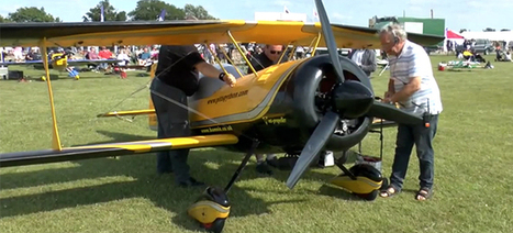 These awesome RC airplanes are so huge that you can fly a kid inside | Heron | Scoop.it