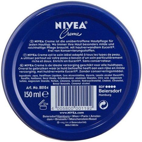Cas pratique: on décrypte les ingrédients de la petite boite bleue   Cette nature qui nous soigne   Scoop.it