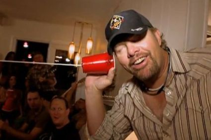 Fans complain Toby Keith was too drunk to perform over the weekend | Country Music Today | Scoop.it