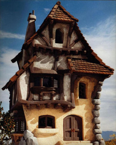 Arvind's: Fairy Tales Houses in Real World | Fairy tales, Folklore, and Myths | Scoop.it