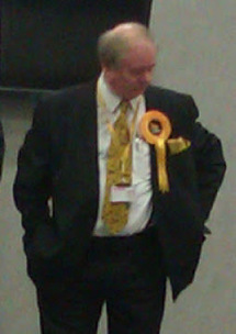 """""""Over & Out"""" say the Lib Dems In Salford! 