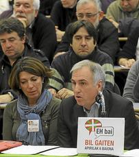 Les abertzale de gauche sont en campagne - Le Journal du Pays Basque | BABinfo Pays Basque | Scoop.it