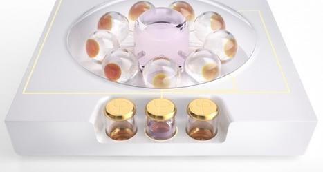 Phi : le cosmétique connecté pour une peau plus belle | santé, alimentation, cosmétique, beauté, innovation | Scoop.it