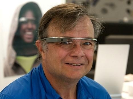 Google Glass hands-on preview | ITProPortal.com | Telefonija | Scoop.it