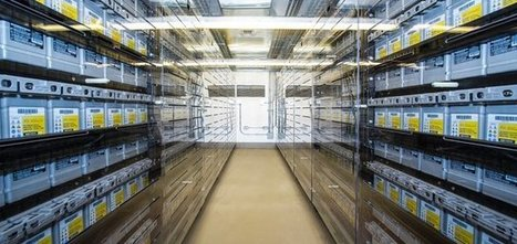 Why battery storage is key to a clean energy grid | Solar Energy projects & Energy Efficiency | Scoop.it